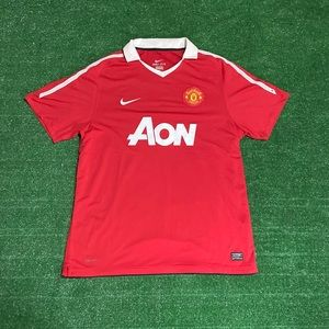 Manchester Utd Soccer Jersey